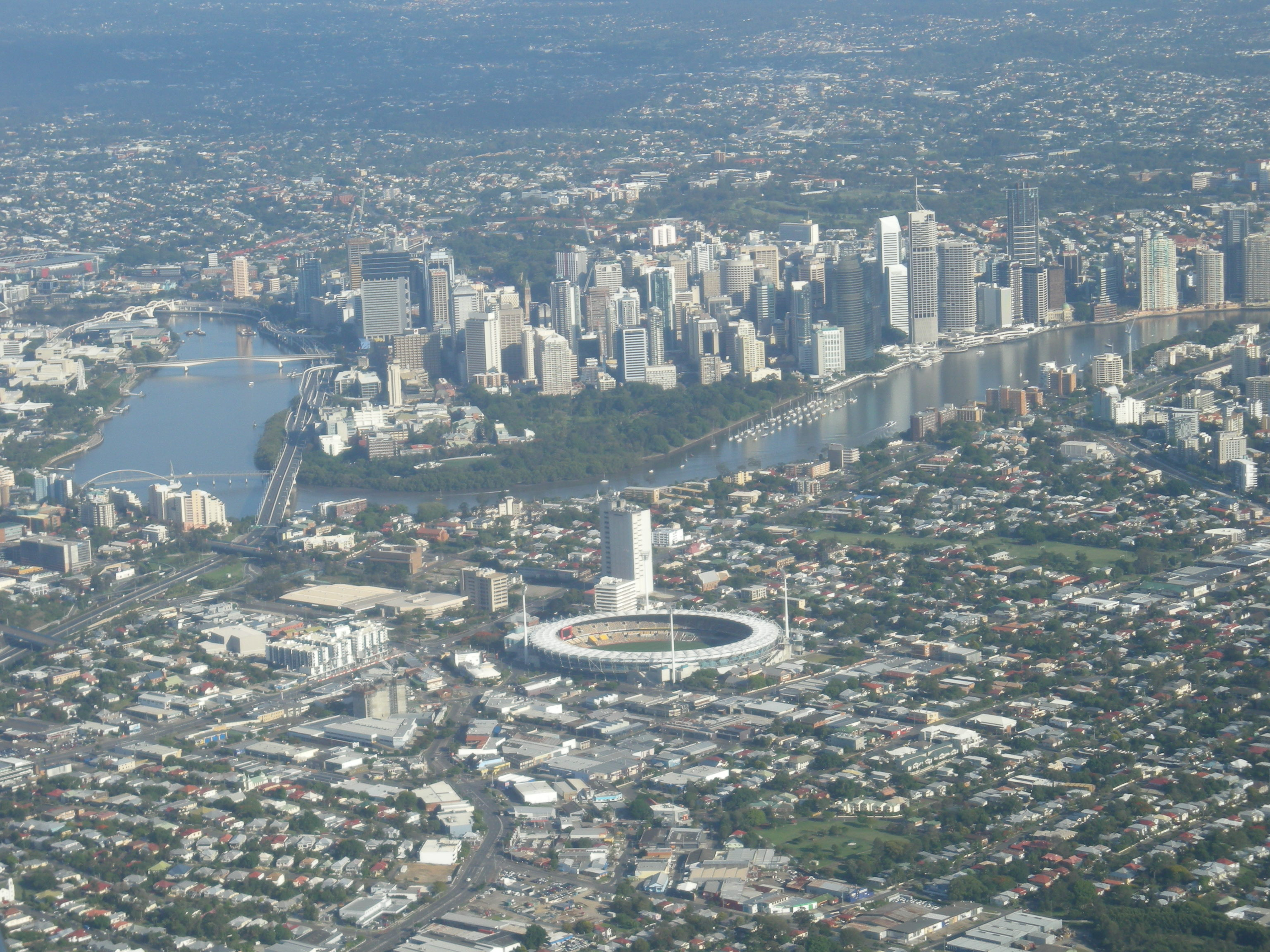 "Brisbane ""an ever growing city"""